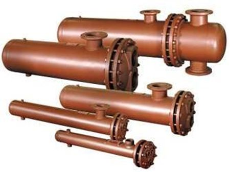 Picture for category Double Wall Water to Water U-Tube Heat Exchanger