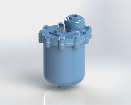 Picture for category Model 720 Automatic Air Eliminator