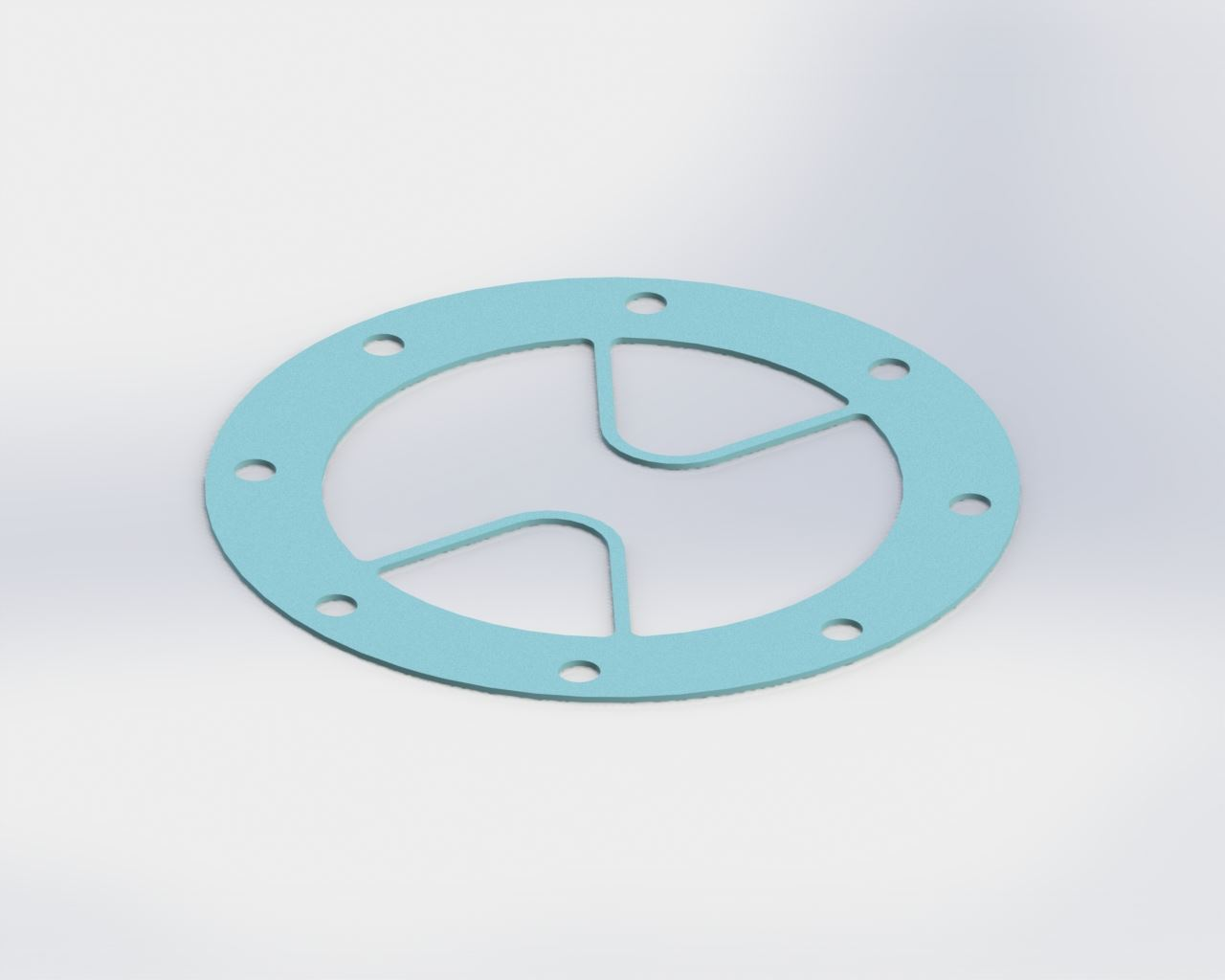 Picture of 9754-0510, HEADER GASKETS