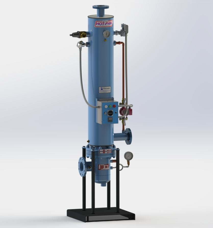 Picture of DSVE1032 , HOT-PAK™ SEMI-INSTANTANEOUS WATER HEATER-DSVE SERIES