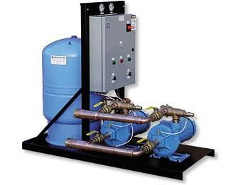 Picture of 2202-2081 , DUPLEX COMMERCIAL PRESSURIZER - DCP MODEL