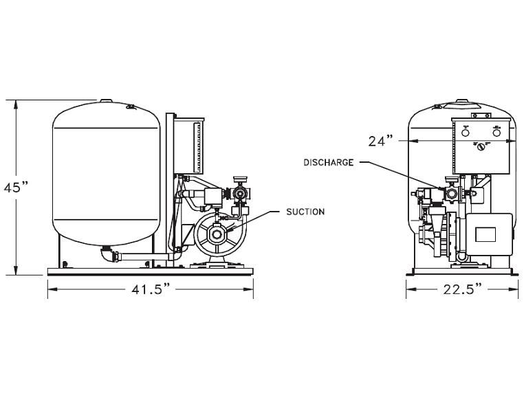 Picture of 2200-83 , THRUSH PRESSURIZER™ - PB SERIES